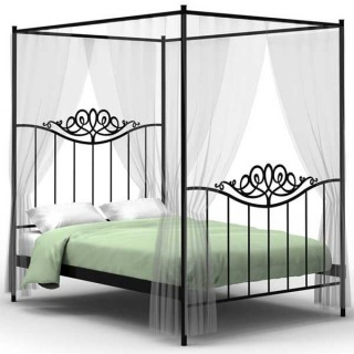Кованая кровать Нимира