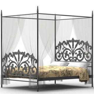 Кованая кровать Ноора