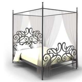 Кованая кровать Оддрис