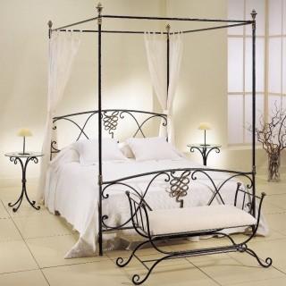 Кованая кровать Онил