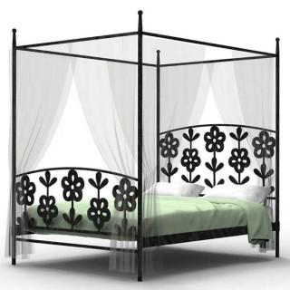 Кованая кровать Ратрис