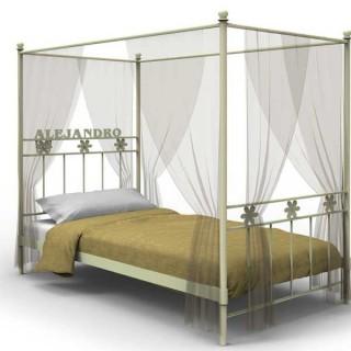 Кованая кровать Салис