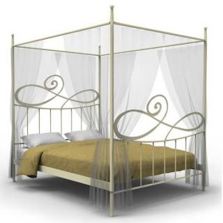 Кованая кровать Сольор