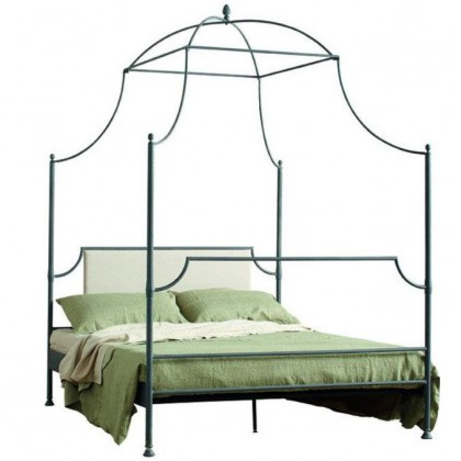 Кованая кровать Убальд
