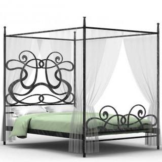 Кованая кровать Вавен
