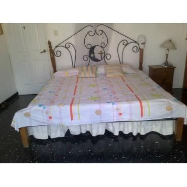 Кованая кровать Альбиберта