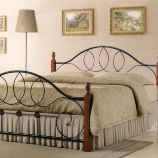 Кованая кровать Аманд
