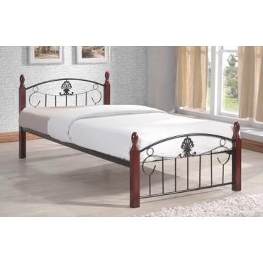 Кованая кровать Емэри