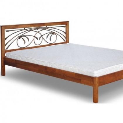 Кованая кровать Гвиноми