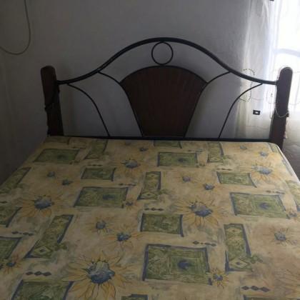 Кованая кровать Ирос