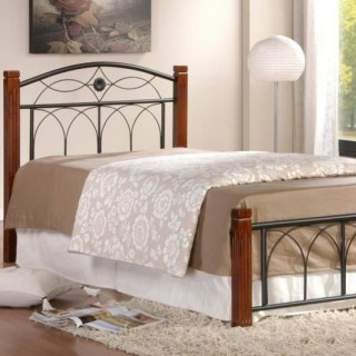 Кованая кровать Тибранд