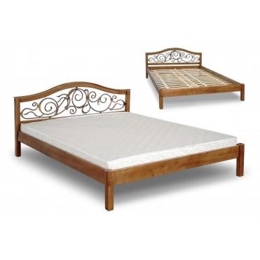 Кованая кровать Угдрис