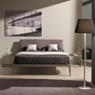 Кованая кровать Наор