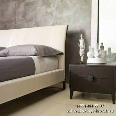 Кованая кровать Сигихард