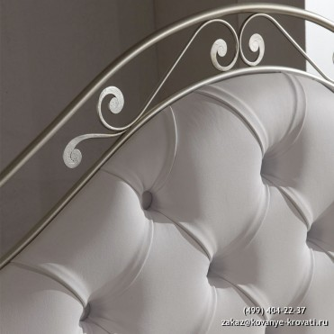 Кованая кровать Уинлек