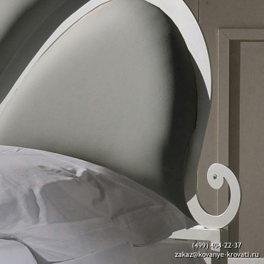 Кованая кровать Ульфлард