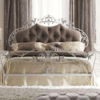 Кованая кровать Вадиса