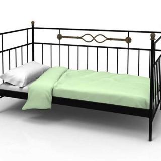 Кованая кровать Адоберт