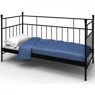 Кованая кровать Бронстольф