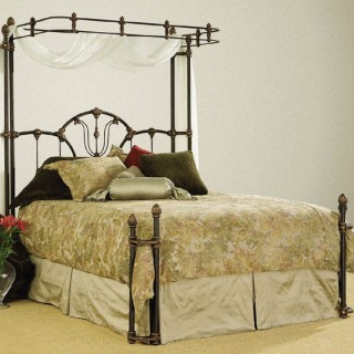 Кованая кровать Бамонд