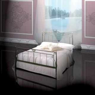 Кованая кровать Эонар