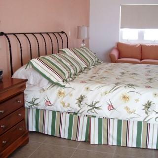 Кованая кровать Иринг