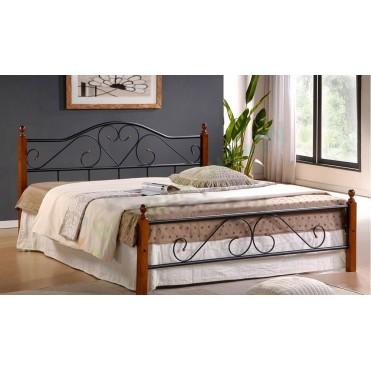 Кованая кровать Трирун