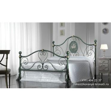Кованая кровать Эфгрид
