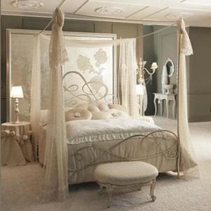 Элитные кованые кровати