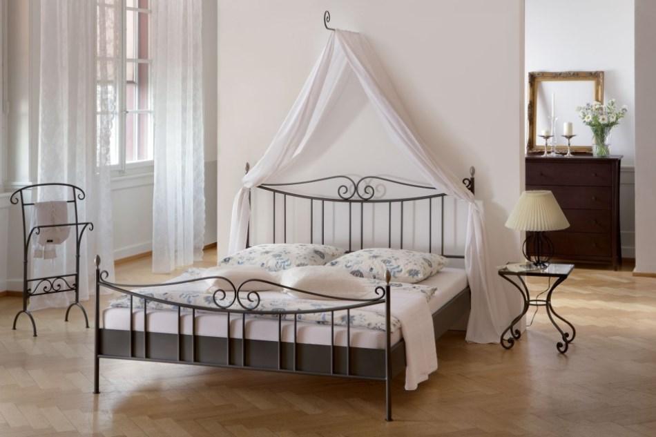 Кованая кровать 140х200