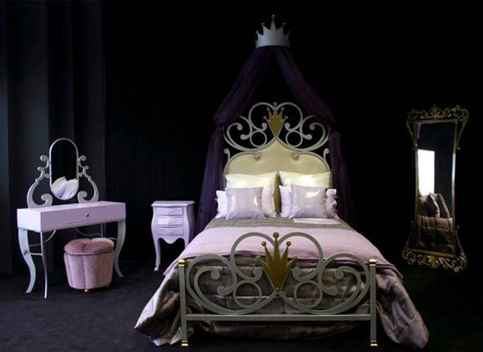 Кованые кровати 120х200