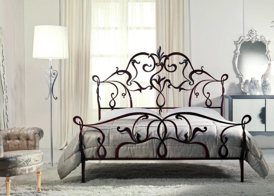 Кованые кровати 180х200