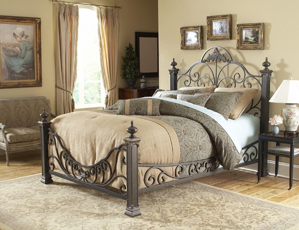 Кованые кровати из Белоруссии