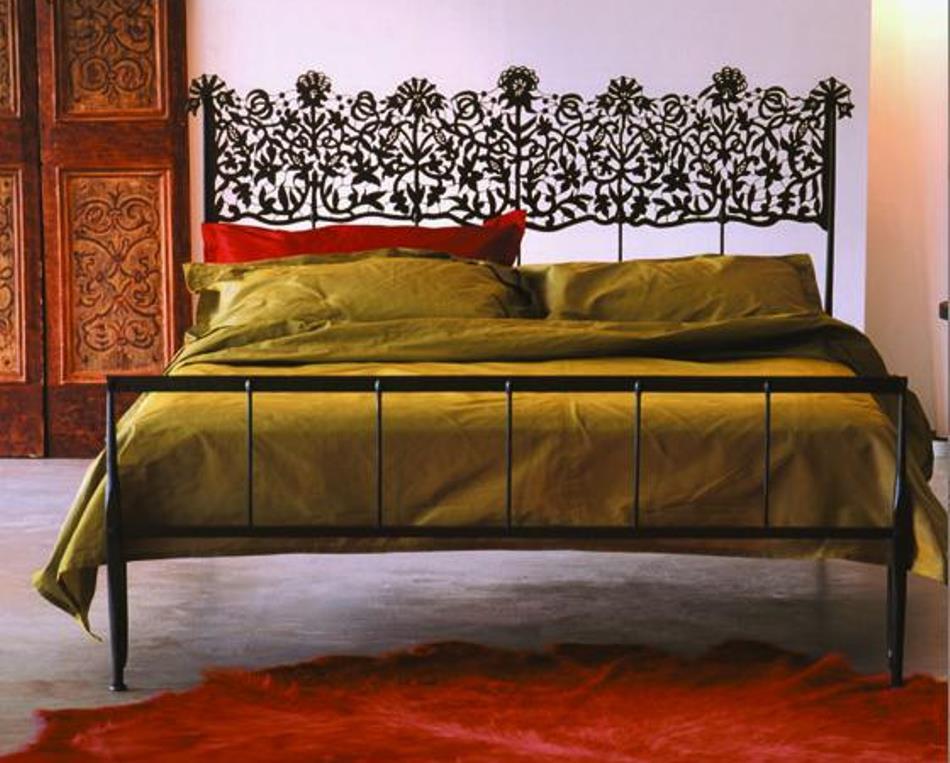 Кованые кровати Италии