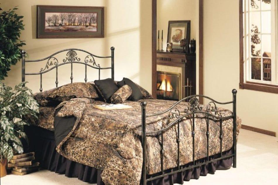 Кованые кровати по размерам