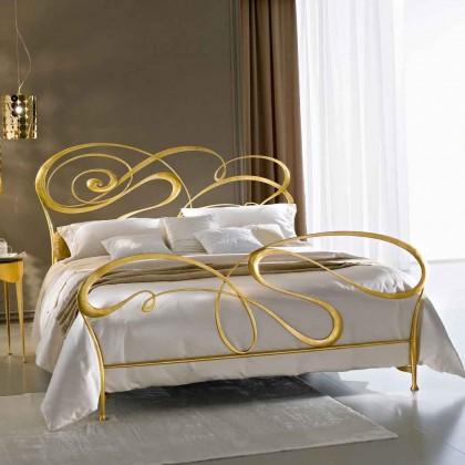 Кованая кровать Аэльтерн 1