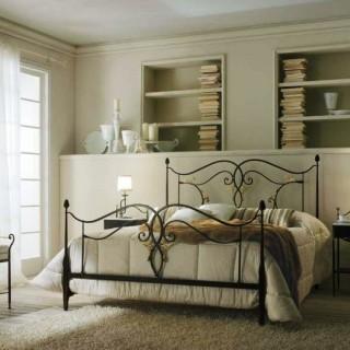 Кованая кровать Аглард