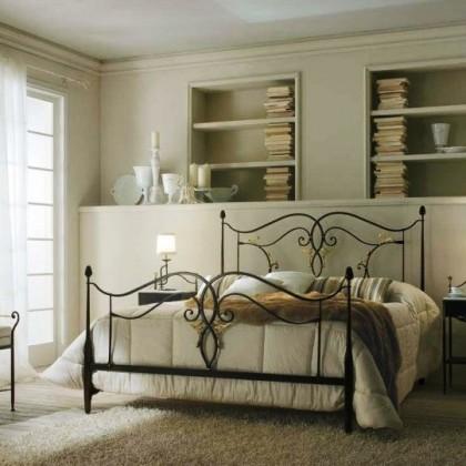Кованая кровать Аглард 1