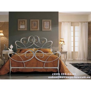 Кованая кровать Анаруна