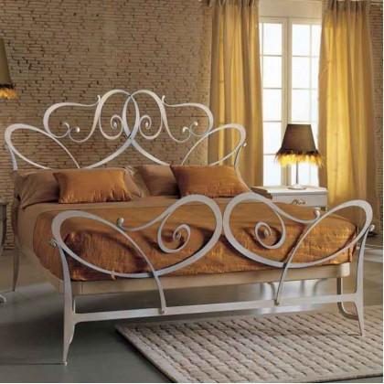 Кованая кровать Анаруна 1