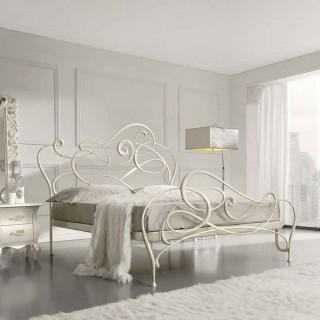 Кованая кровать Арииес