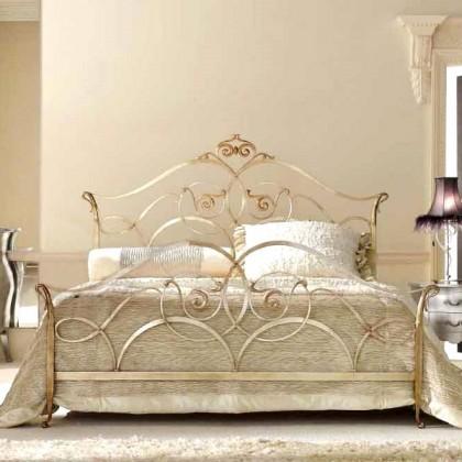 Кованая кровать Бафинн 1