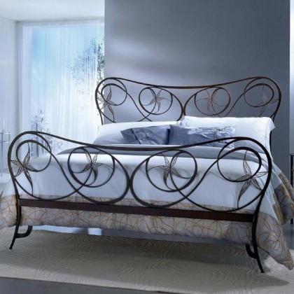 Кованая кровать Боргесса 1