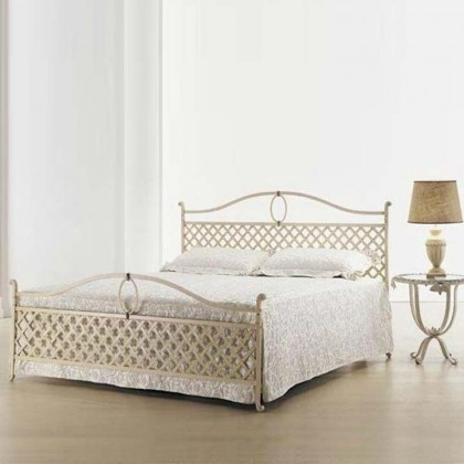 Кованая кровать Бринар 1