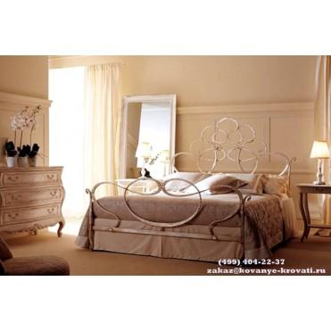 Кованая кровать Эниал