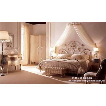 Кованая кровать Этельнир
