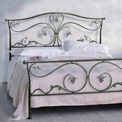 Кованая кровать Эвмеро 1