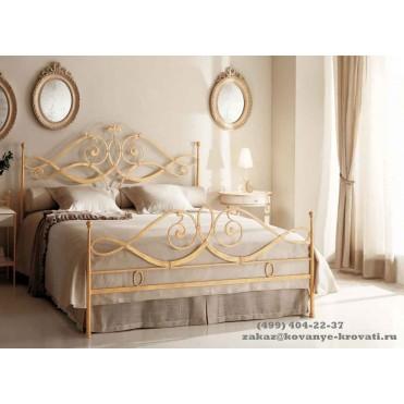 Кованая кровать Фредегримо