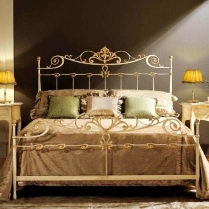 Кованая кровать Инобрин 1