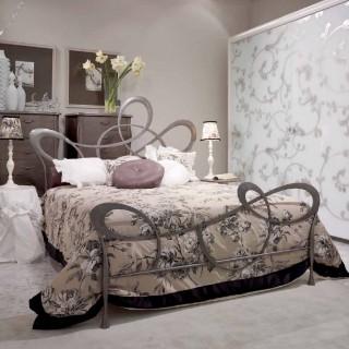 Кованая кровать Ирстен